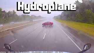 Women HYDROPLANES And Almost Gets Destroyed By My SEMI TRUCK | Life On The Road |