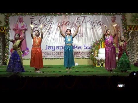 2016 Mayapur Vyasa Puja Celebration for H.H.Jayapataka Swami Maharaja