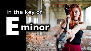 GUITAR JAM TRACK: Post Grunge Hard Rock in the key of ★ E MINOR ★