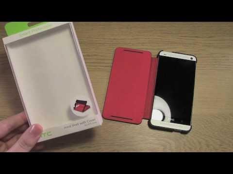 HTC ONE Official Flip Case