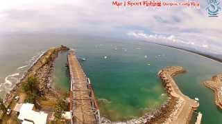 preview picture of video 'Marina Pez Vela Quepos and the Quepos Pier or Muelle in Quepos, Costa Rica'