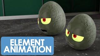 The Crack! - ZOMBIE EGGS!
