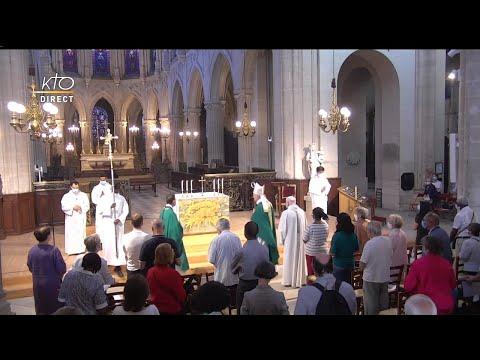 Messe du 26 juillet 2020 à Saint-Germain-l'Auxerrois