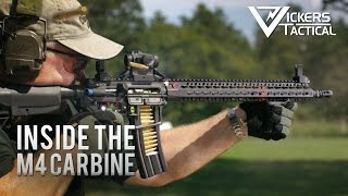 Inside The M4 Carbine 4K UHD