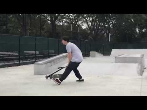 New Rosedale Skatepark
