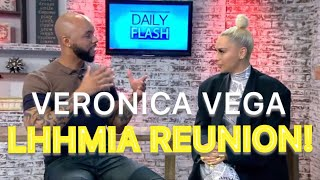 Richie Skye Interviews LHHMIA's Veronica Vega