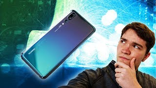 Huawei P20 Color Comparison: OMG Twilight!