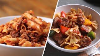 6 Unforgettable Red Sauce Pasta Recipes • Tasty