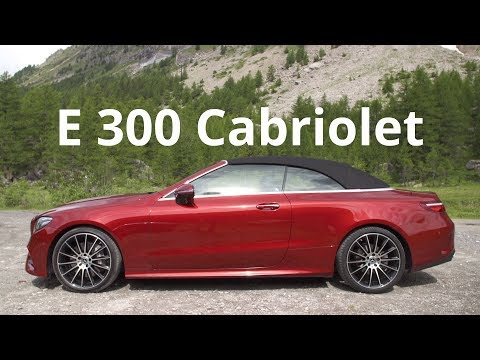 2017 Mercedes E 300 Cabriolet, Color: Designo Hyacinth Red Metallic