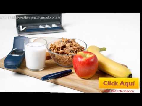 Dulces con fructosa para la diabetes