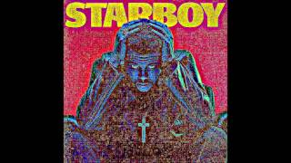Starboy Feat Daft Punk  The Weeknd  MP3 To MIDI