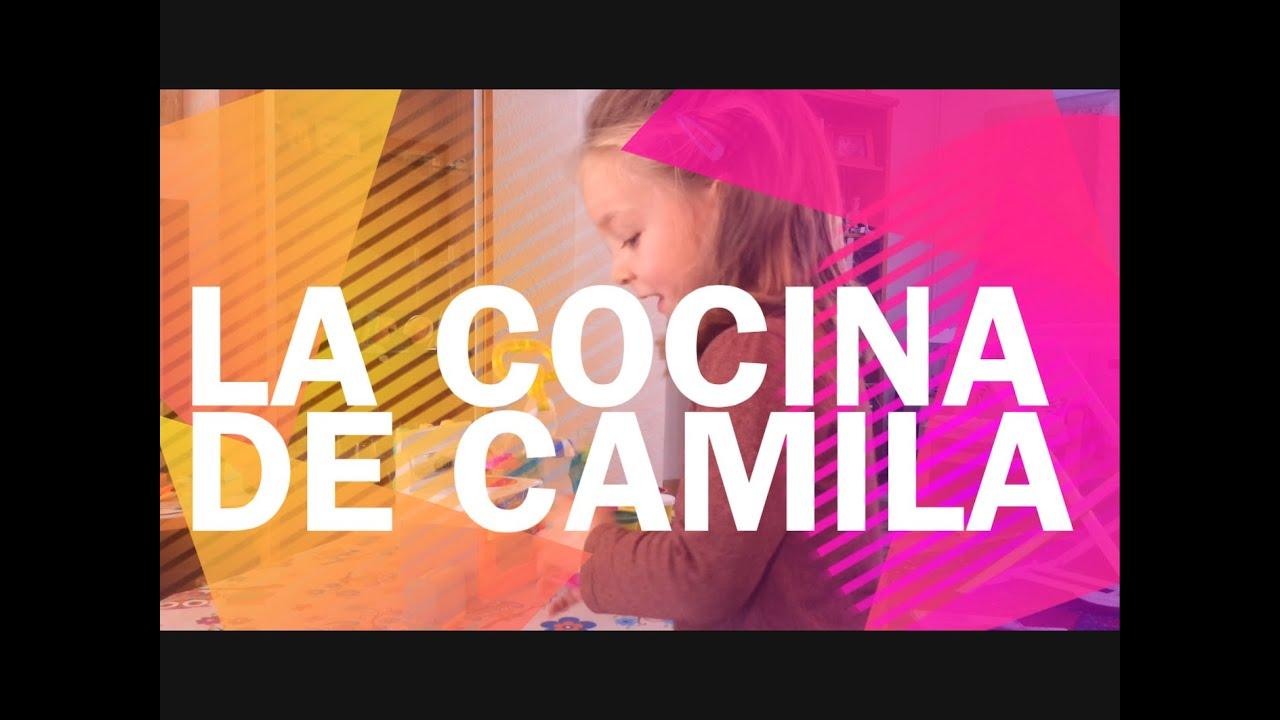 La cocina de Camila