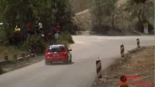 preview picture of video 'Rallysprint Ciutat de Manacor. Tramo A. Petra - Sineu.'