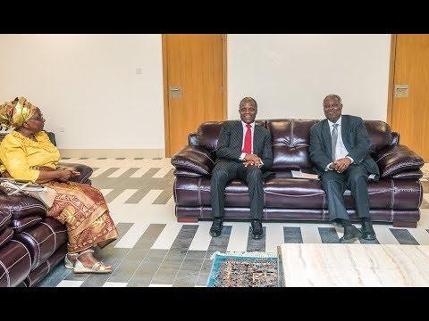 Pastor W. F. Kumuyi Wife Speech @ Deeper life HQ Inauguration