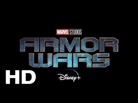*FIRST LOOK* Marvels Official Armor Wars DISNEY PLUS TEASER - New MCU Series Reveal