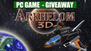 Arkhelom 3D - Full Game GIVEAWAY ( 2 Steam CD-Keys ) [PC] [Ends 6/03]
