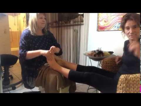 Was mit Venen auf den Beinen zu machen