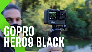 GoPro HERO9 Black, análisis: 5K Y ESTABILIZACIÓN COMO NUNCA ANTES, pero con una ASIGNATURA PENDIENTE
