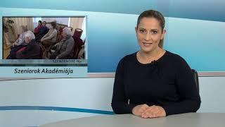 Szentendre MA / TV Szentendre / 2018.12.13.