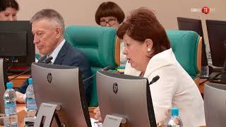 Светлана Иванова об избирательных фондах