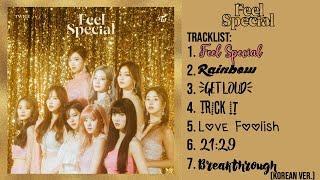 [FULL ALBUM] TWICE - Feel Special (Mini Album)