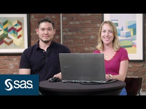Writing and Submitting SAS Code SAS Enterprise Guide Editor