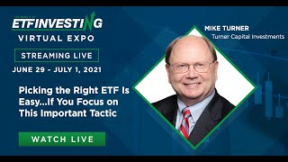 Picking the Right ETF Is Easy...If You Focus on This Important Tactic