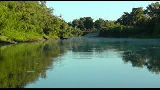Как я заселял секретное озеро карпами и раками