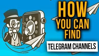 Telegram Channels: How To Find. How to Search and Join Telegram Channel?