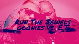 Run The Jewels - goonies vs. E.T. (music video with lyrics)
