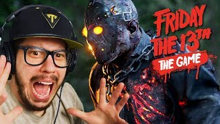 1 YEAR LATER... JASON IS BACK! (Friday the 13th Game)