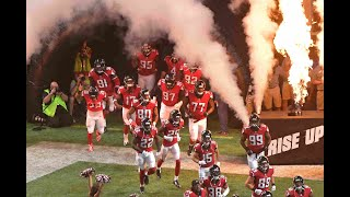 2018 Atlanta Falcons schedule