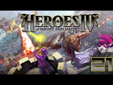 Герои меча и магии 6 за демонов