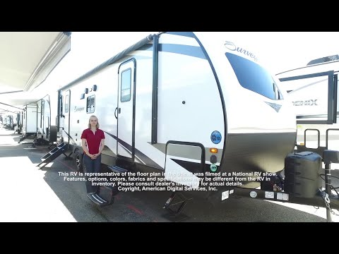 2019 Forest River Surveyor Luxury 271RLS at Campers RV Center, Shreveport, LA 71129