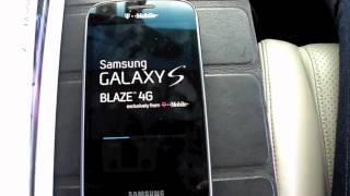 How to Unlock Samsung Galaxy S Blaze 4G SGH-T769 T-Mobile by Sim Unlock Code