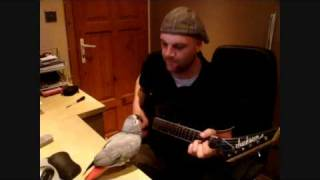 Joe Satriani Chickenfoot   Learning to Fall Played by ME