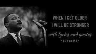 Wavin Flag(HD) With Lyrics & Quotes   SUPREMO