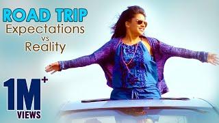 Road Trip Expectations vs Reality Ft. Naga Chaitanya || Mahathalli || Tamada Media