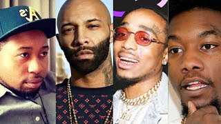 Joe Budden gets JUMPED by MIGOS at BET AWARDS with DJ Akademiks ?
