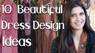 Beautiful Summer Dress Design Ideas 2020 / My Simple, Stylish And Elegant Suits  - Ghazal Siddique