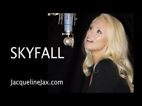 Jacqueline Jax Singing SkyFall