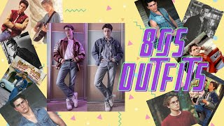 HOW TO DRESS LIKE YOUR FAVORITE 80S ICON| 80s style lookbook! Episode 1