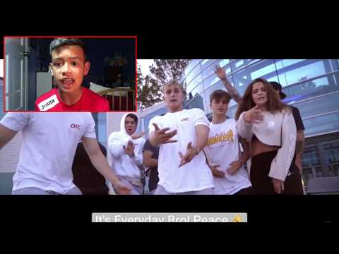 Jake Paul - it's Everyday Bro (Song) feat. Team 10 /Reaction!!
