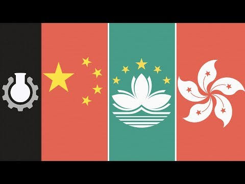 Jsou Hongkong a Macao státy?
