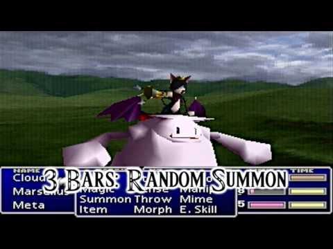 Final Fantasy VII Limit Break Guide - Cait Sith