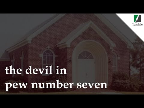 Devil in Pew 7 trailer, by Rebecca Alonzo