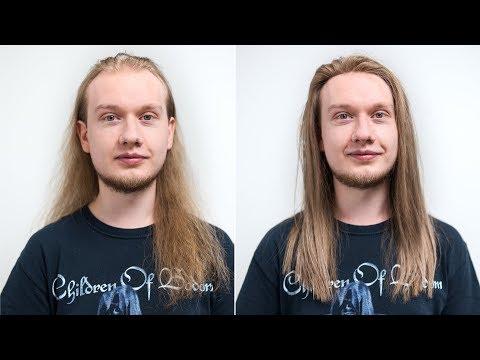 Startbereit für Wacken: langes Haar für Headbanger    Hairsystems Heydecke