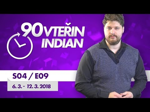 90VTEŘIN #S04E09: GABE PROMLUVIL (6. 3. - 12. 3. 2018)
