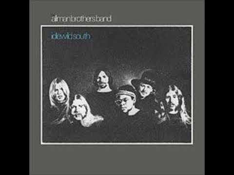 Allman Brothers Band   Leave My Blues at Home with Lyrics in Description