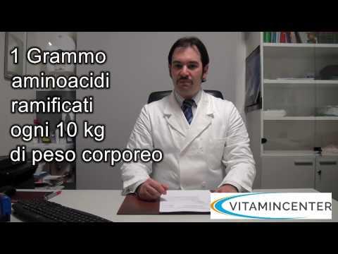 VIDEO 1   AMINOACIDI RAMIFICATI